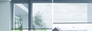 Stores enrouleurs transparents