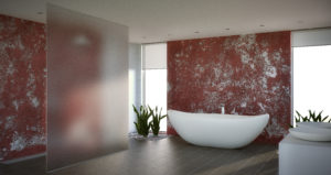 store enrouleur salle de bain